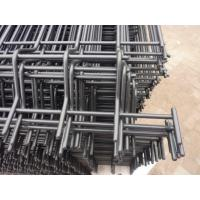 Buy cheap Galvanized & Pvc Coated Welded Wire Mesh Fence Panel from wholesalers