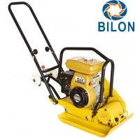 Buy cheap Petrol Engine Vibratory Plate Compactor 3HP Walking Hydraulic Plate Compactor from wholesalers