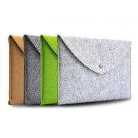 Buy cheap Leisure Felt Grey 13'' Air PRO Retina Laptop Bag Sleeve With Magnetic Closure from wholesalers