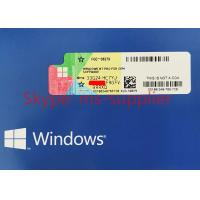 Buy cheap Work And Home Windows 7 Professional Activation Key 64 Bit Full Version from wholesalers
