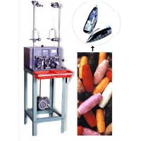 Buy cheap Silk Cotton Thread Automatic Coil Winding Machine With High Speed Winding Area from wholesalers