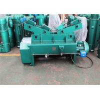 Buy cheap High Working Efficiency Electric Crane Hoist Small Sized Lifting Equipment from wholesalers