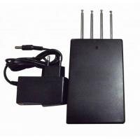 Wholesale Handheld Quad Band Jammer , Rf Frequency Jammer 310MHz 315MHz 390MHz 433MHz from china suppliers