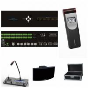 Wholesale Black Wireless Interpretation System Infrared Radiator Unit Simultaneous Interpretation System from china suppliers