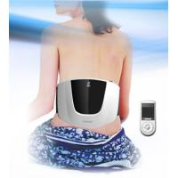 Pressure kneading Waist health massager for maintaining with laser irradiation Manufactures