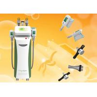 Buy cheap mutifuctional weight loss cryolipolysis slimming machine with 5 handles for spa from wholesalers