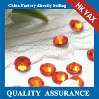 Buy cheap High qualityNon hotfix nail rhinestone ;Dmc non hot fix rhinesktone ;non hot fix dmc rhinestone from wholesalers