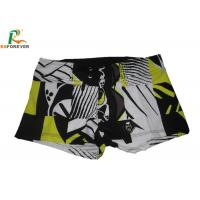 Buy cheap Holiday Sexy Womens Printed Swim Shorts Plus Size Sublimation Printing from wholesalers