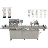 Buy cheap Semi / Fully Automatic Filling Machine , Cosmetic / Pharmaceutical Filling Equipment from wholesalers