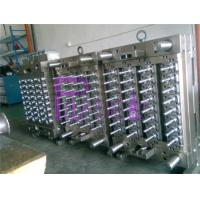 Buy cheap Automatic Bottle Blowing Machine Preform Plastic Injection Machine Double LM Guide from wholesalers