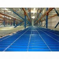 Buy cheap Warehouse Shelving for Mezzanine System Projects from wholesalers