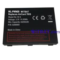 Wholesale Netgear AirCard 781S Wireless Router Battery 5200080,W-6 from china suppliers
