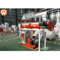 Buy cheap Forced Feed Pellet Machine SZLH320 3T/H Electric For Cattle Sheep 3 Phase 380V from wholesalers