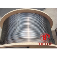 Buy cheap 1/4 Duplex 2205 ASTM A789 Ss Stainless Steel Coiled Tubing from wholesalers