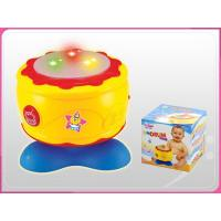 Buy cheap Baby Funny Toy, Baby Musical Toys - B/O Baby Drum Toys (H2162040) from wholesalers