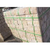 Wholesale Yellow Sandstone Retaining Wall Blocks Sound Absorption Fire Prevention from china suppliers
