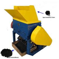 Wholesale Rubber Recycling Granulators Crusher Double Roller Rubber Crusher from china suppliers