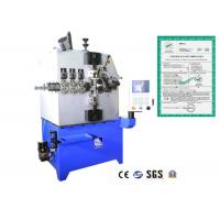 Buy cheap Wire 1.0 - 4.0mm Three Axes Spring Coiling Machine Field Installation from wholesalers