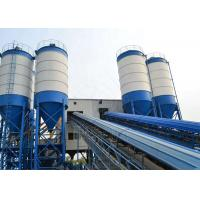 Buy cheap Large Commercial Ready Mix Concrete Plant Automatic Control 60M3 Belt Type from wholesalers