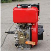Buy cheap Vertical Diesel Engine 19 Compression Ratio , high speed diesel engine Recoil Start from wholesalers