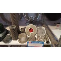 Buy cheap 304 / 316 Stainless Steel Filter Wire Mesh Wire Screen Disc Corrosion Resisting from wholesalers