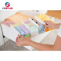 Buy cheap Beautiful Refrigerator/drawer Dividers - Clear Organizer Separators, Perfect for Kitchen Bedroom Organization from wholesalers