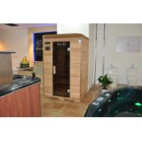 Buy cheap Ceramic Heater Infrared Sauna Cabin  (FIS-02) from wholesalers