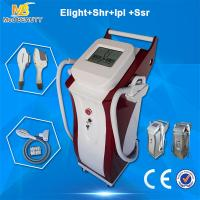 Buy cheap SHR E - Light IPL Beauty Equipment 10MHZ RF Frequency For Face Lifting from wholesalers