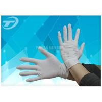 Buy cheap Comfortable Feeling Medical Disposable Gloves With Anatomic Shape 6 - 9 Size product