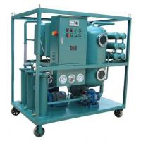 Buy cheap Waste Hydraulic Oil Recycling Cleaning Machine from wholesalers