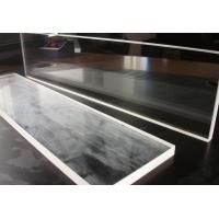 Quality Polished Quartz Window for sale
