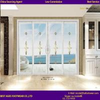 Buy cheap 2015 Beautiful High Quality Sound insulation aluminum wardrobe with sliding mirror doors from wholesalers