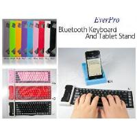 Buy cheap Bluetooth Wireless Keyboard+ Position Stand Tablet Two Pieces from wholesalers