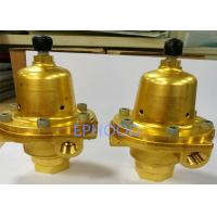 Buy cheap 1301F-1 Model Fisher Natural Gas Regulator 1/4 Inch End Connection Fisher Brass Body from wholesalers