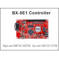 Buy cheap 256*1024 pixel led controller card Onbon BX-5E1 led control card supply for P10 programable led sign outdoor from wholesalers