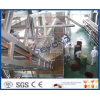Buy cheap Juice Making Factory Fruit And Vegetable Processing Machinery With Juice Processing Technology from wholesalers