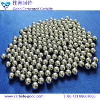 Buy cheap Top quality polished tungsten carbide balls grinding ball for ball bearing and milling from wholesalers