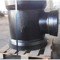 Buy cheap Ductile iron pipe fittings ISO2531 EN545 from wholesalers