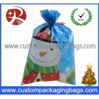 HDPE Die Cut Handle Plastic Treat Bags With Custom Logo For Kids Manufactures