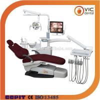 Buy cheap NEW VIC-V3 Luxury integral dental chair with memory system from wholesalers
