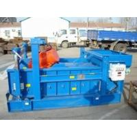 Buy cheap sell oilfield solid control  Shale Shaker and related spare part from wholesalers