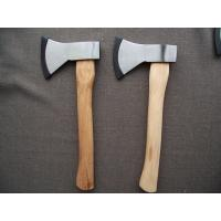 Buy cheap 600G Forged carbon steel Hickory Wood Handle Hatchet Working Axe in Hand Tools from wholesalers