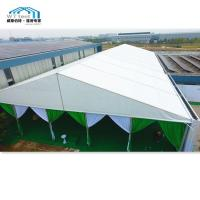 Wholesale Transparent Outdoor Marquee Tent / 25 x 50 Huge Canopy Party Tent 1000 People from china suppliers