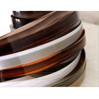 Buy cheap Stylish Solid Color PVC Edge Banding for Furniture Protection from wholesalers