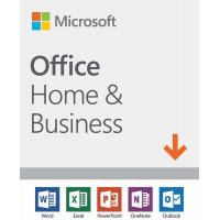 Buy cheap multi language original Microsoft Office 2019 Home and Business MS office 2019HB Key Code Card for PC made in USA from wholesalers