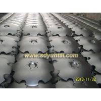 Buy cheap 65MN Notched Plough Disc Blade from wholesalers