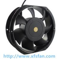 China 170*152*51 mm High Air Flow DC Axial Flow Fan for Textile Machine on sale