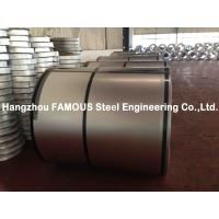 Buy cheap ASTM Corrugated Steel Sheet Galvanized Steel Coil For Warehouse from wholesalers