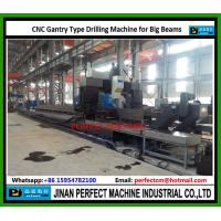 Buy cheap CNC Drilling Machines for Big Beams from wholesalers