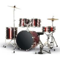 Wholesale Quality PVC series 5 drum set/drum kit OEM various color-A505Q-701 from china suppliers